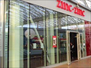 3 zinc zinc  cafe baptiste confluence  Zinc Zinc - Café Baptiste  Confluence