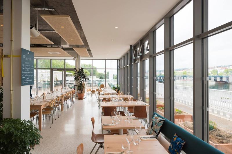 Le restaurant A la Piscine à 69007 Lyon recommandé