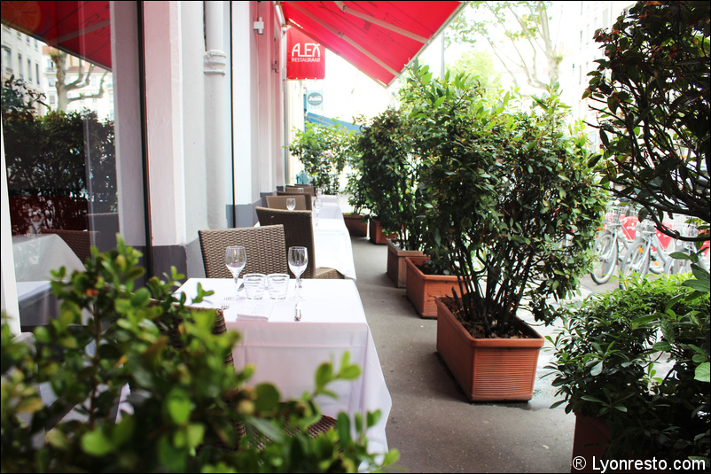 Restaurant Chez Alex Lyon