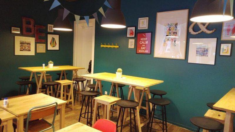 Le restaurant Athina à 69001 Lyon recommandé