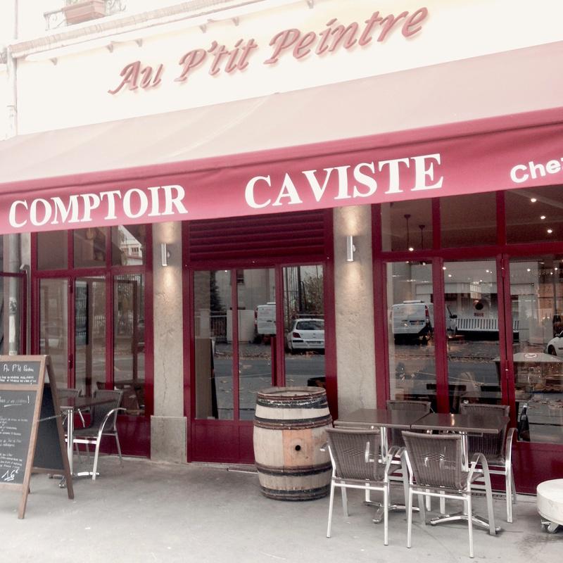 P Tit Boulevard Restaurant Lyon