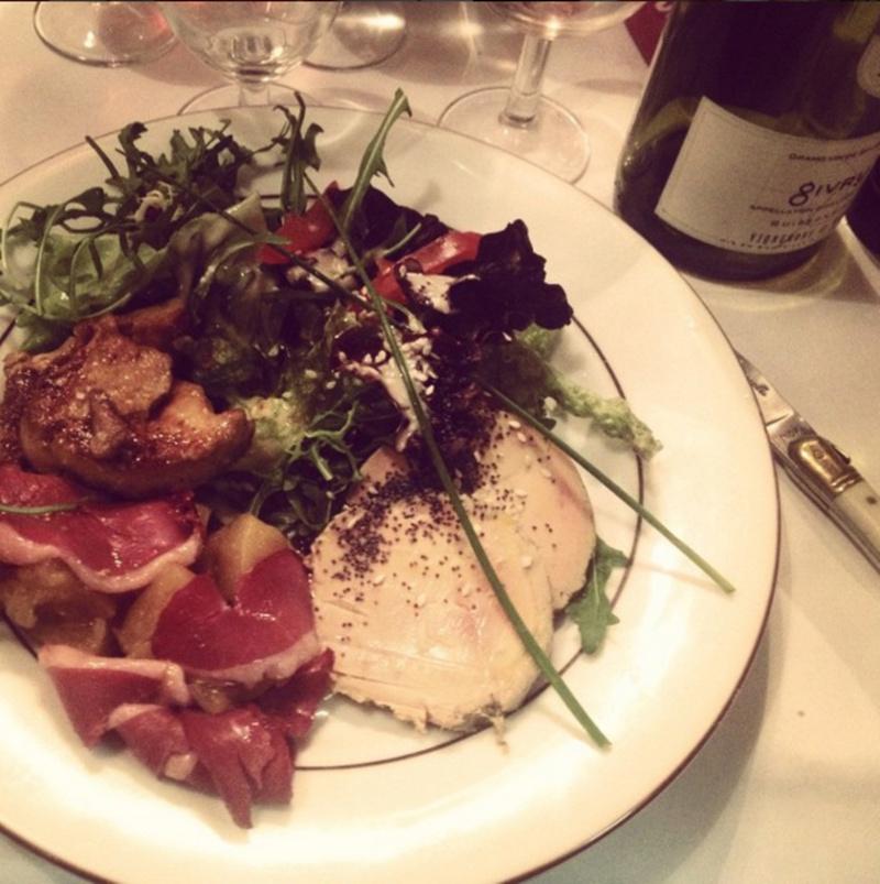 Le restaurant Au petit bouchon chez Georges à 69001 Lyon recommandé