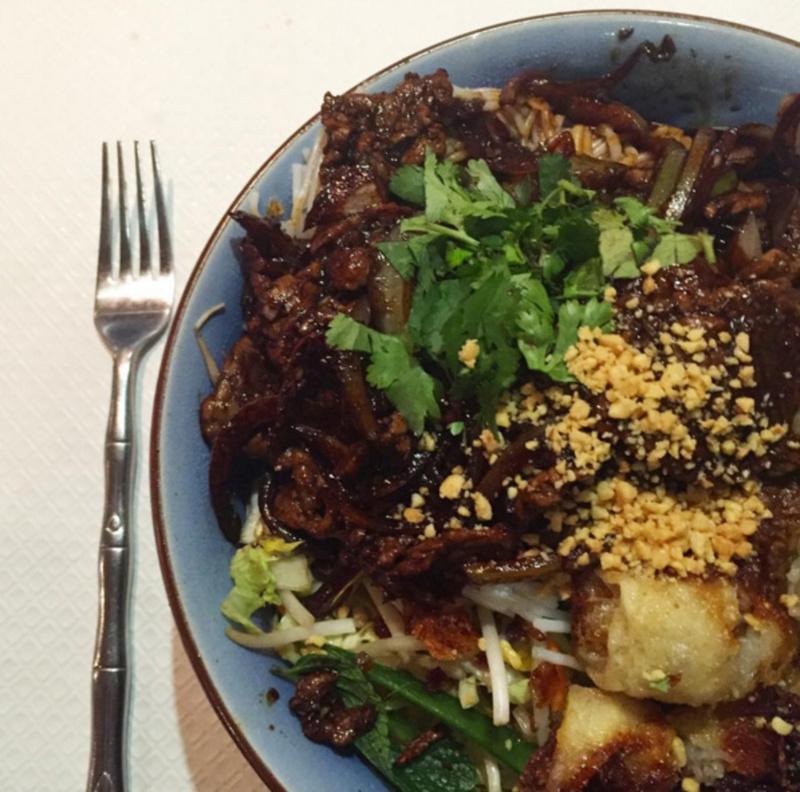 Le restaurant Ban thai à 69002 Lyon recommandé