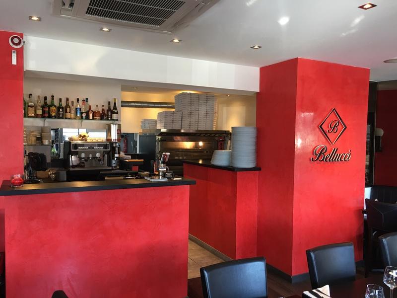Le restaurant Bellucci Ristorante à 69009 Lyon recommandé