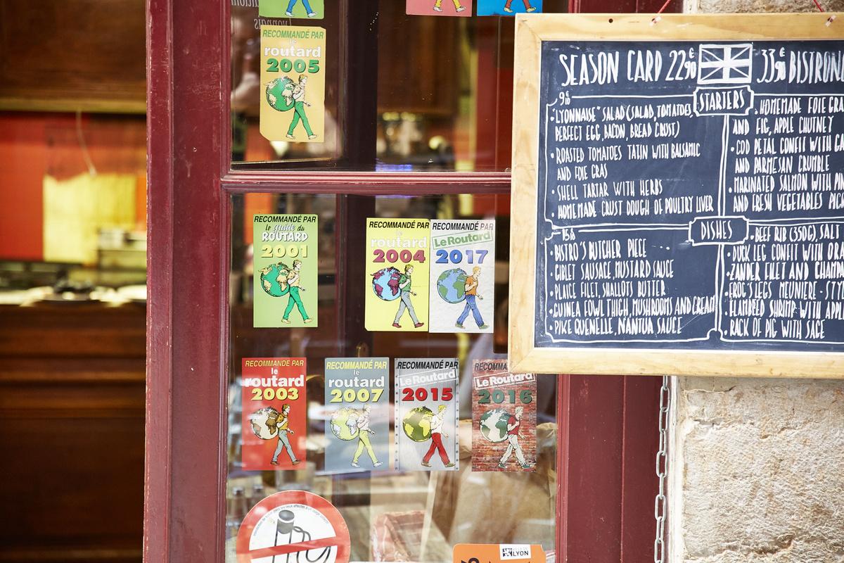 Restaurant Lyon Le Routard