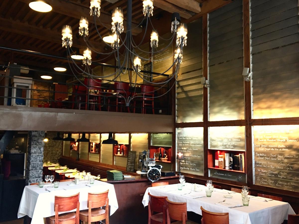 Restaurant L Achange Lyon