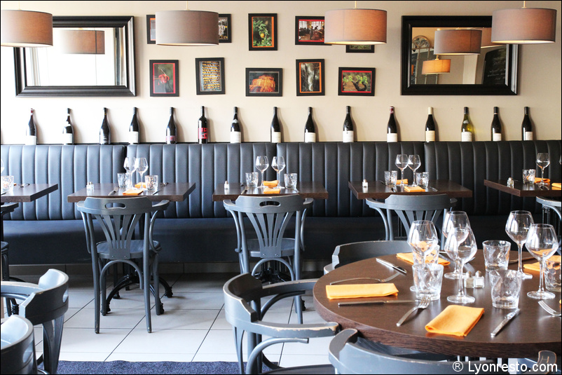 Cuisine ambiance bistrot maison design - Ambiance bistrot ...