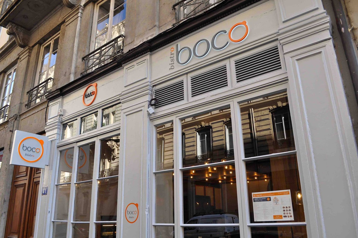 Le restaurant Boco à 69006 Lyon recommandé
