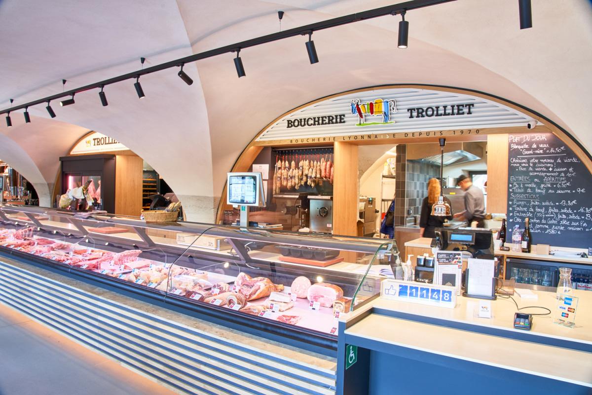 Le restaurant Boucherie Trolliet à 69002 Lyon recommandé