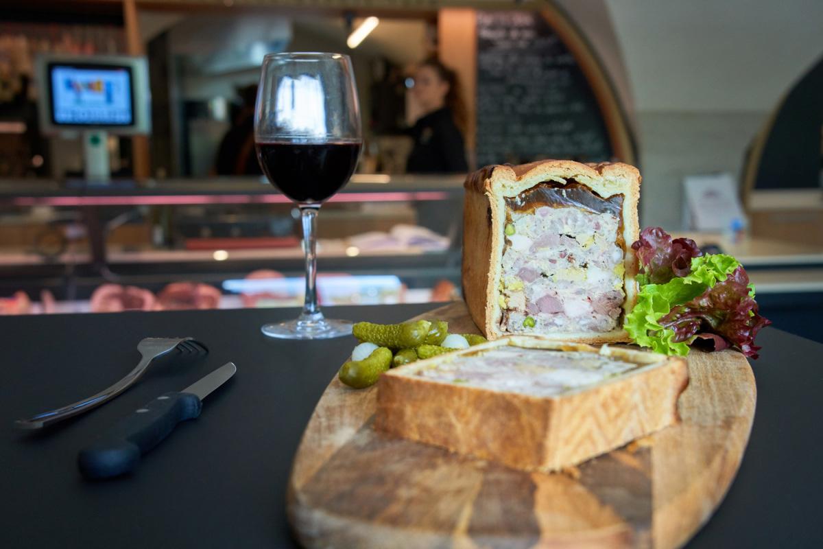 Le restaurant Boucherie Trolliet à 0 Lyon recommandé