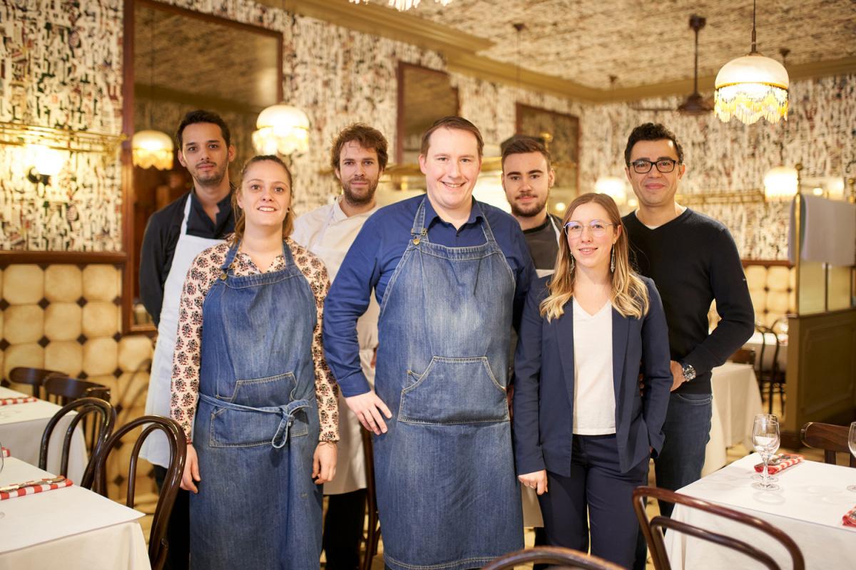 Le restaurant Bouchon Tupin à 69002 Lyon recommandé
