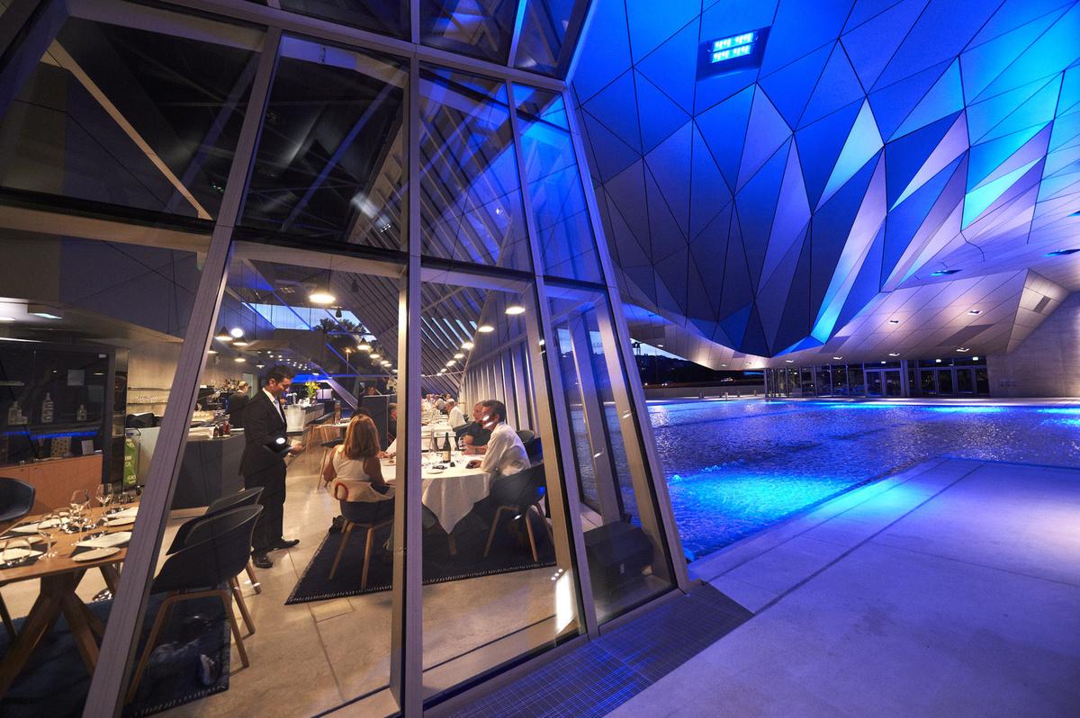 Restaurant Confluences Lyon