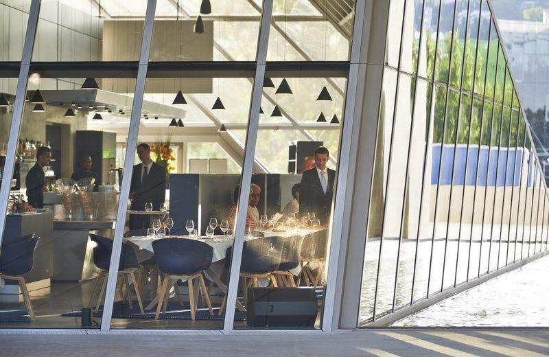Le restaurant Brasserie des Confluences à 69002 Lyon recommandé