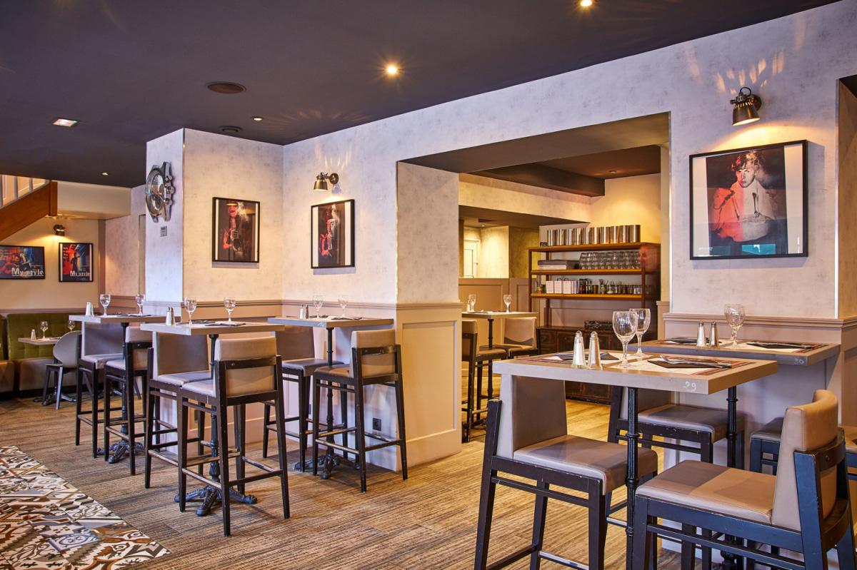 Le restaurant Brasserie La Rotonde à 69160 Tassin la Demi Lune recommandé
