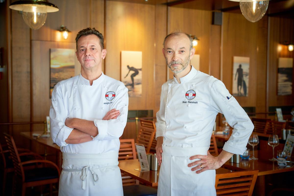 Le restaurant Brasserie Lyon Plage à 69004 Lyon recommandé