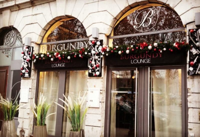Le restaurant Burgundy Lounge à 69002 Lyon recommandé