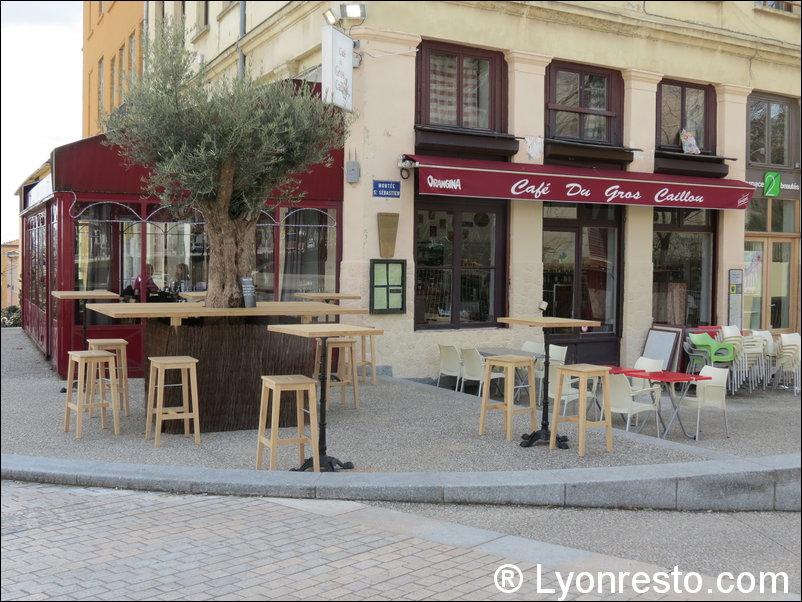 Le restaurant Café du Gros Caillou à 69001 Lyon recommandé