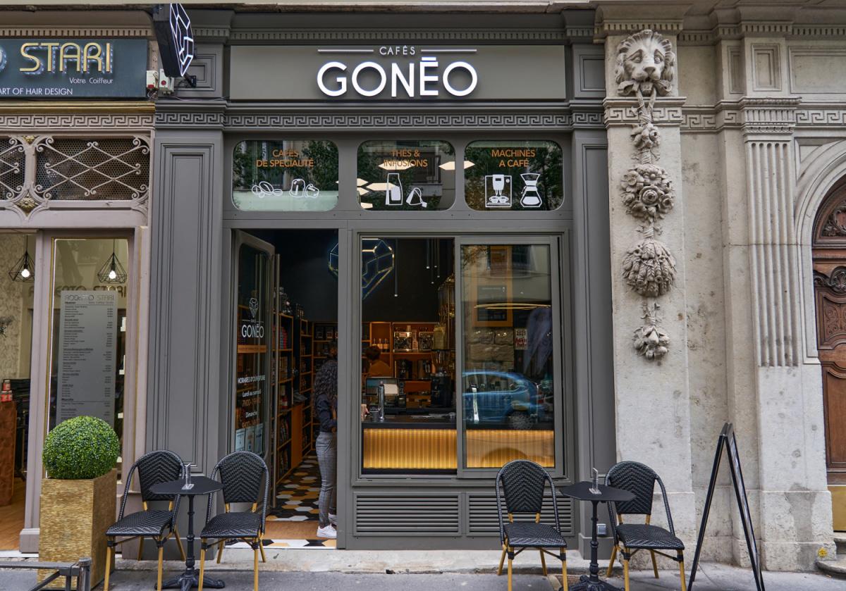 Le restaurant Cafés Gonéo à 69002 Lyon recommandé