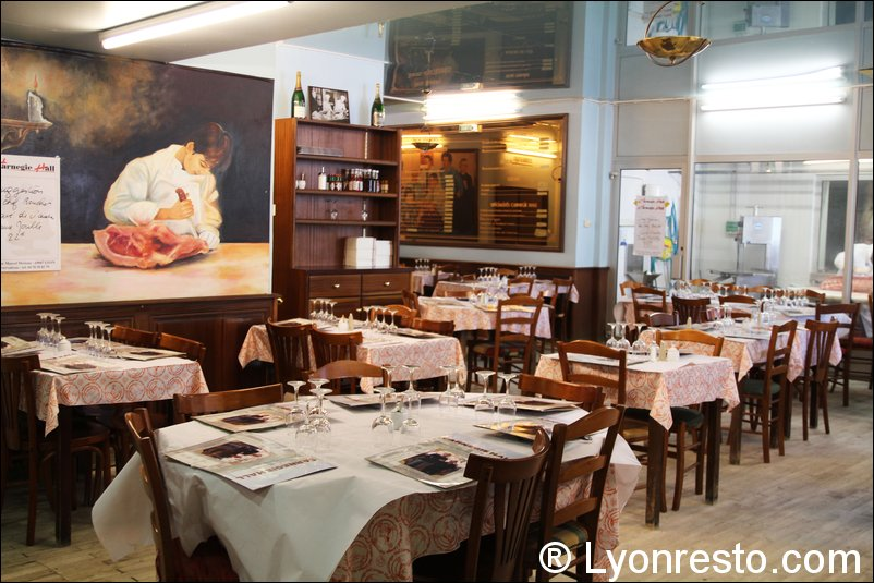 Lyon Restaurant Viande