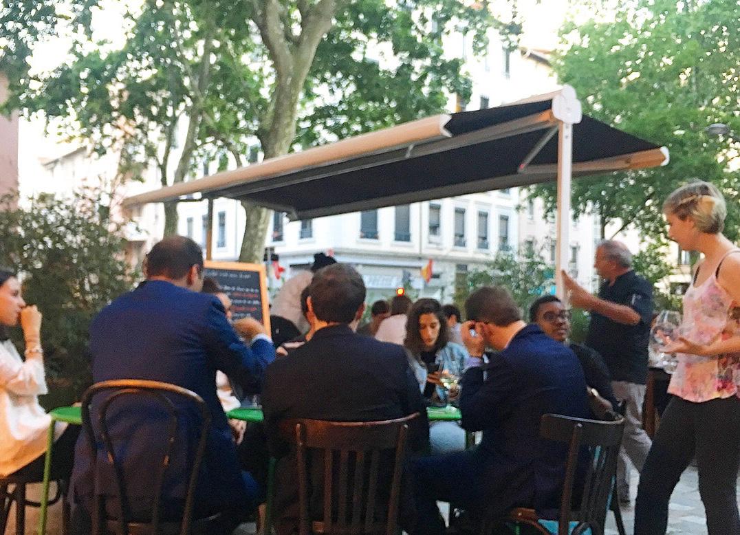 Le restaurant Cartel Voltaire à 69003 Lyon recommandé
