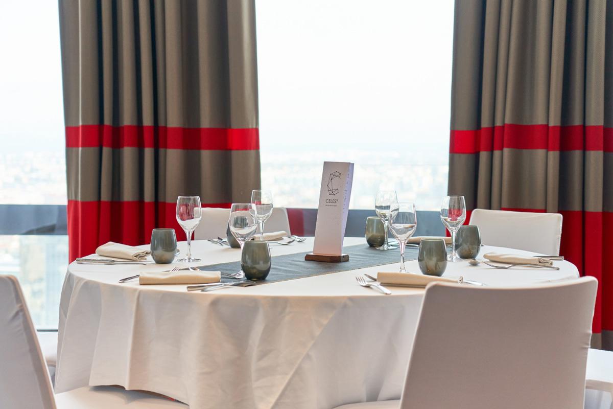 Le restaurant Celest Bar & Restaurant à 69003 Lyon recommandé