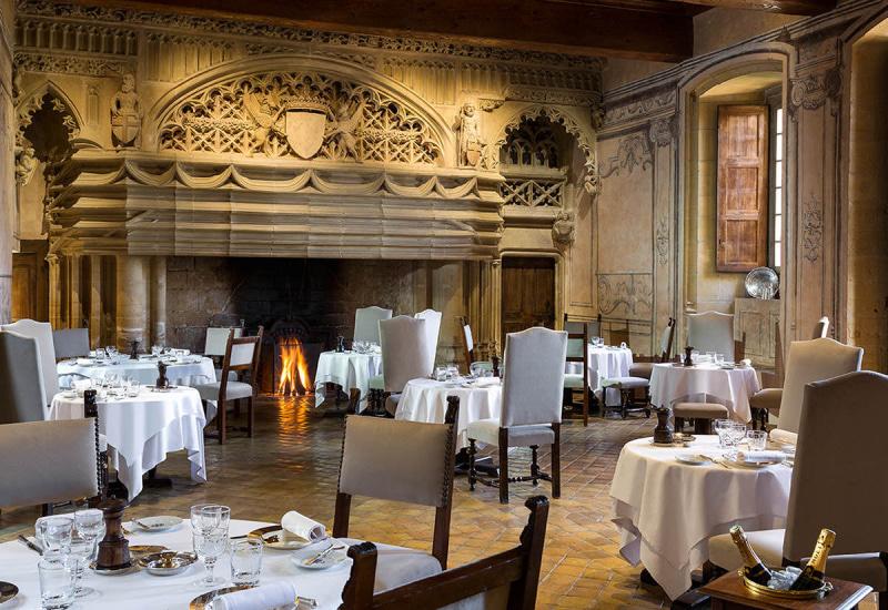 Le restaurant Château de Bagnols  - Le 1217 à 69620 Bagnols recommandé