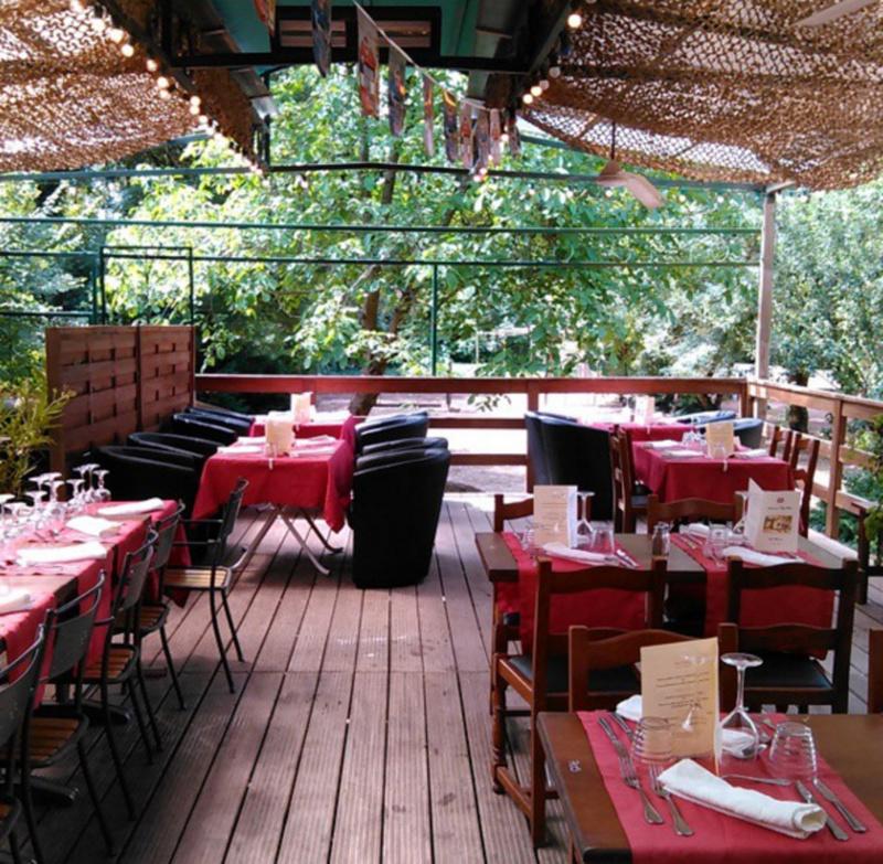 Restaurant Chez Bibet Menu