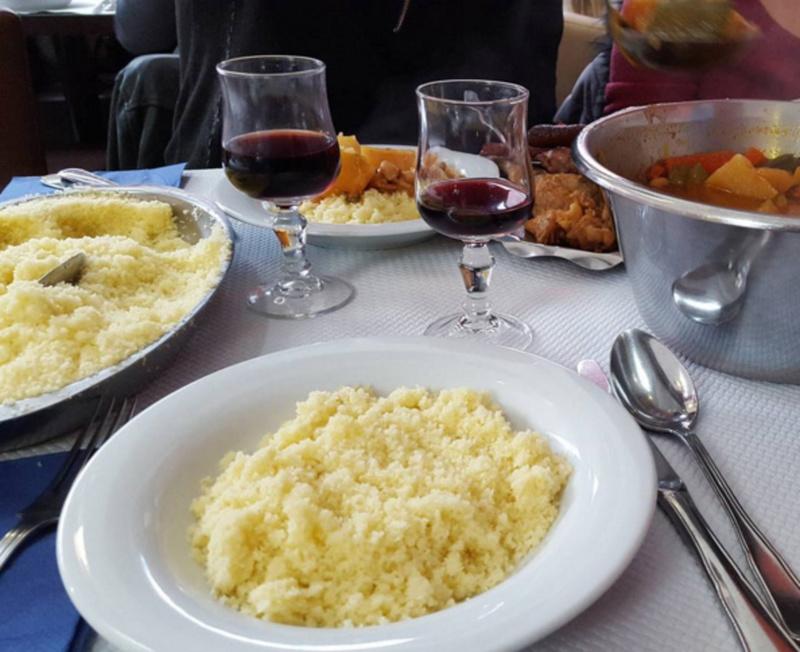 Restaurant Couscous Saint Fons