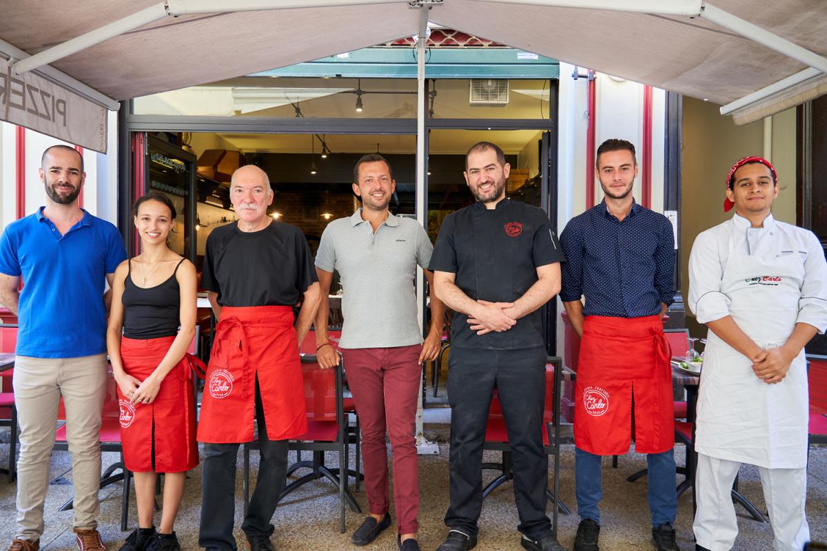 Le restaurant Chez Carlo à 69002 Lyon recommandé