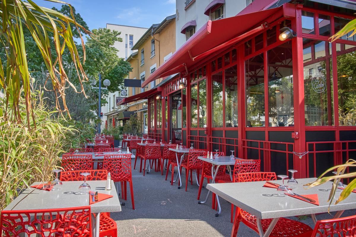 Le restaurant Chez Carlo Gerland à 69007 Lyon recommandé