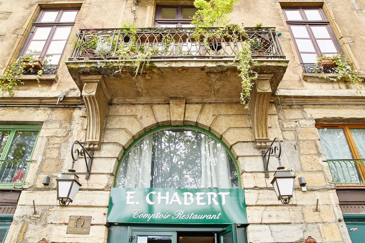Le restaurant Chez Chabert à 69005 Lyon recommandé