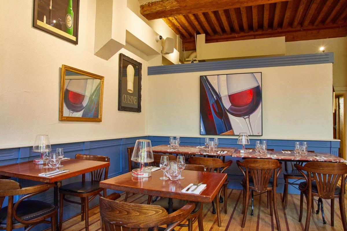 Le restaurant Chez Lucien à 69004 Lyon recommandé