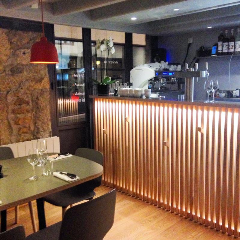 Le restaurant Cinq Mains à 69005 Lyon recommandé