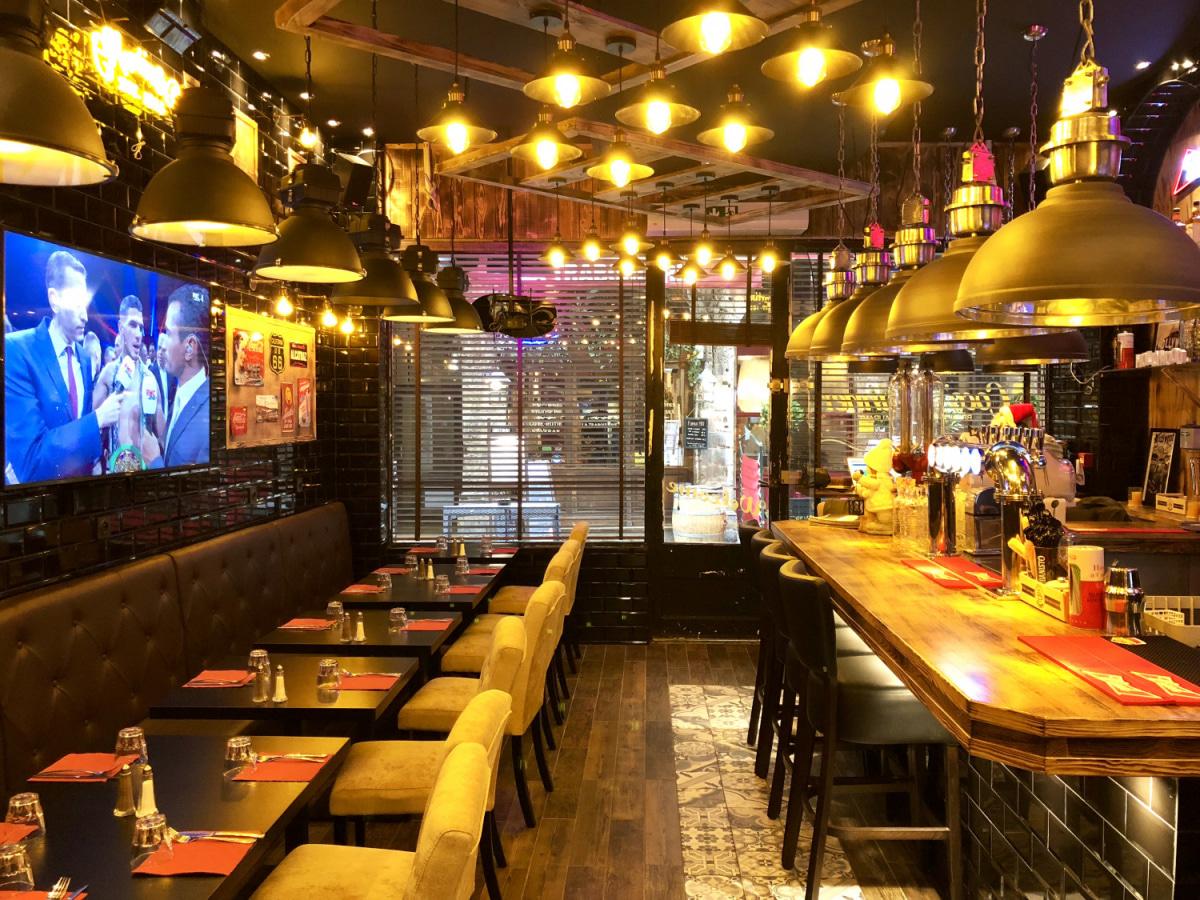 Le restaurant Coco's Dinner Lyon à 69002 Lyon recommandé