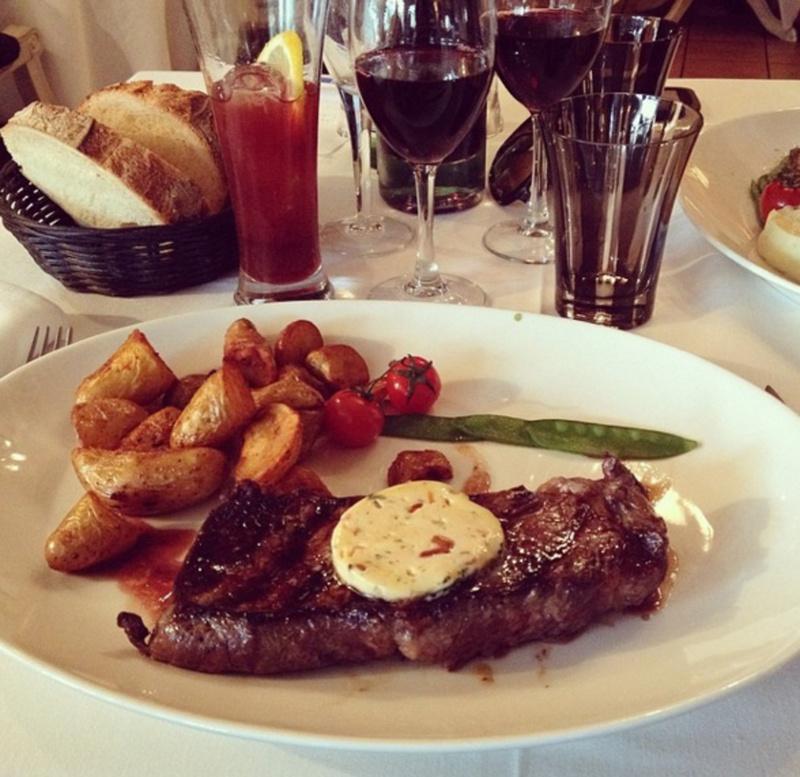 Le restaurant Comme en Provence à 69600 Collonges-au-Mont-d'Or recommandé