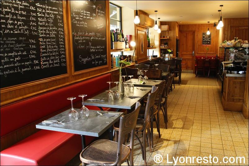 Restaurant Terrasse Guillotiere