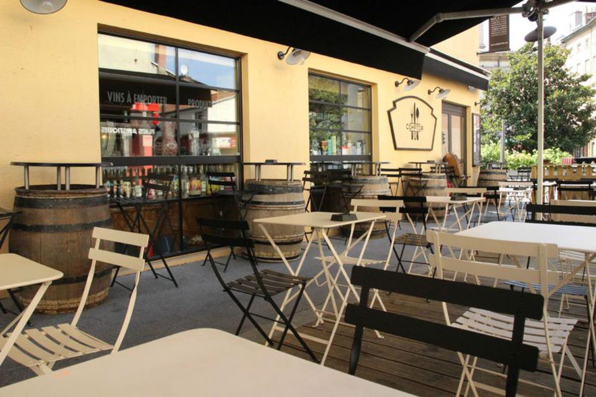 Lyon  Garibaldi Restaurant