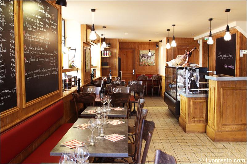 Comptoir restaurant lyon horaires téléphone avis lyonresto