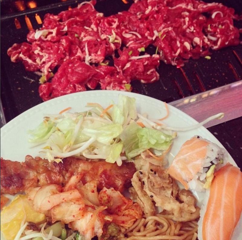 Le restaurant Coreen barbecue Bellecour à 69002 Lyon recommandé
