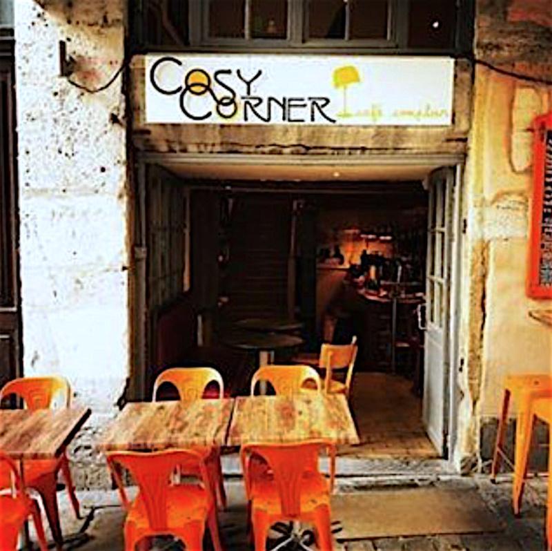 cosy corner restaurant lyon horaires t l phone avis