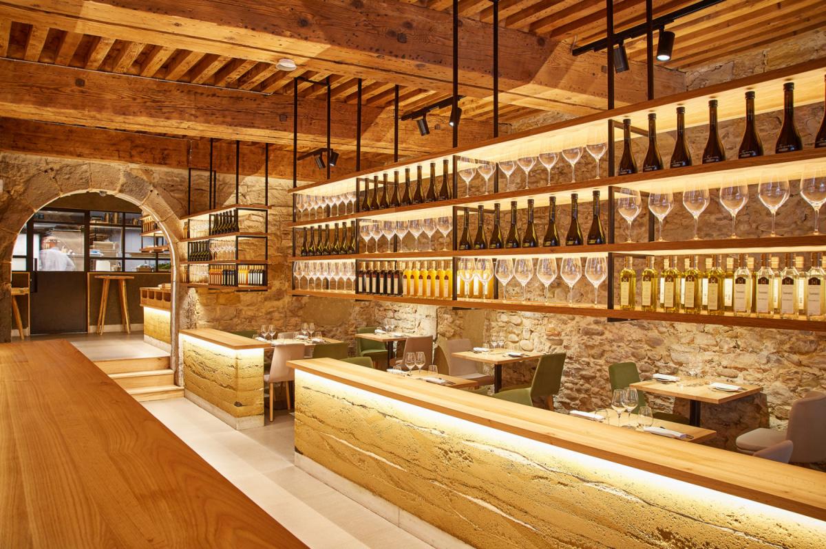 Le restaurant Culina Hortus à 69001 Lyon recommandé