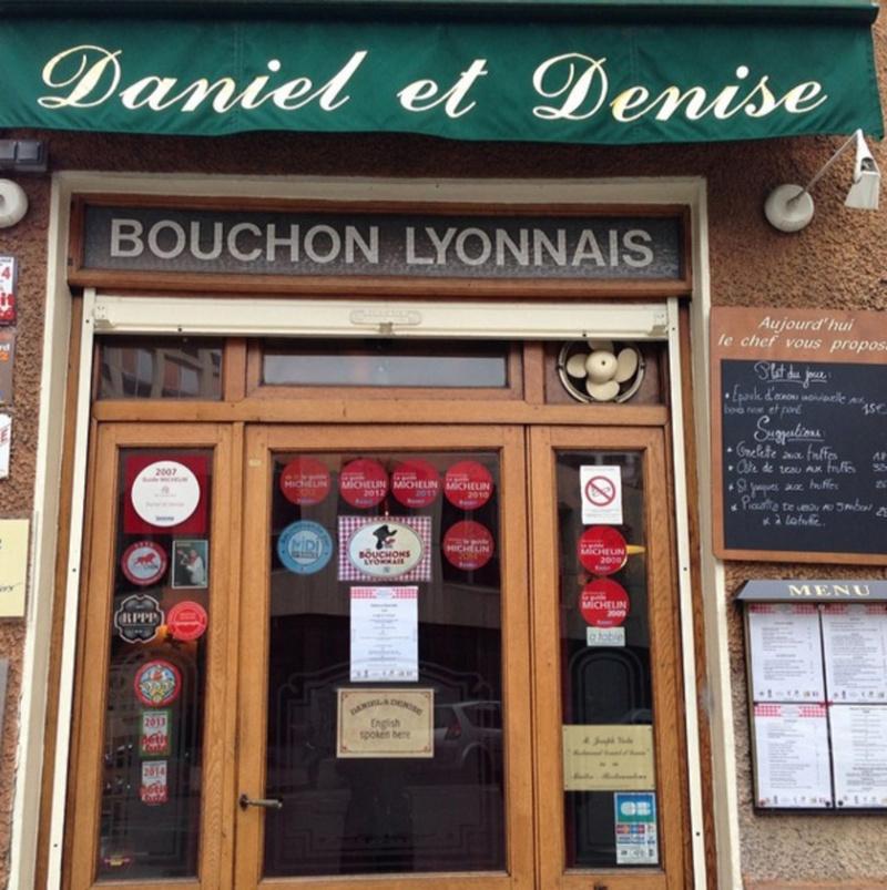 Restaurant Chez Daniel Et Denise Lyon