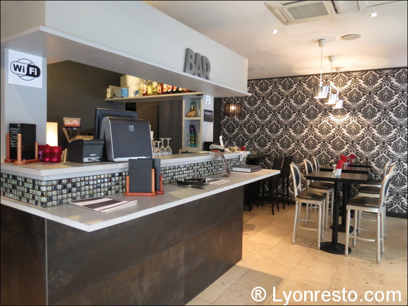 Le restaurant Délices et sens à 69002 Lyon recommandé
