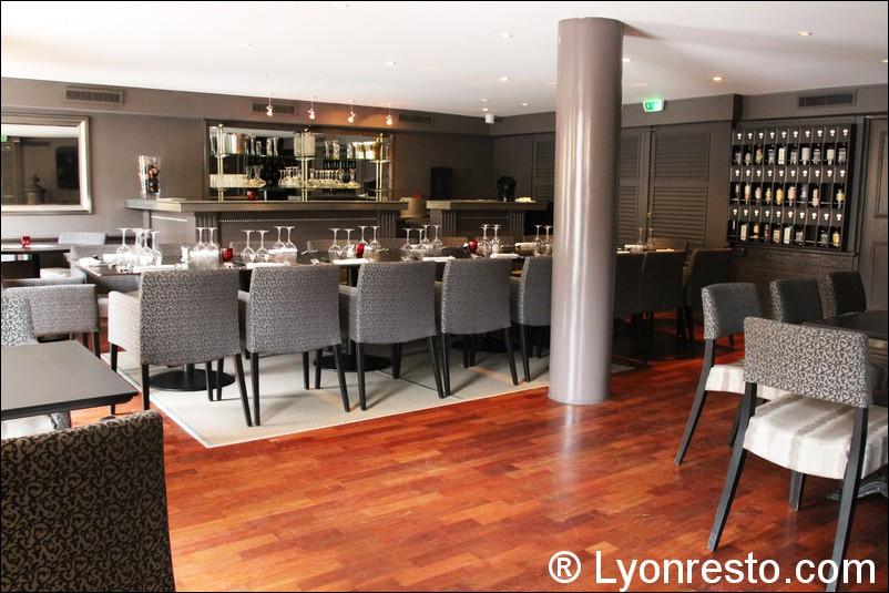 Le restaurant Diplomatico à 69002 Lyon recommandé