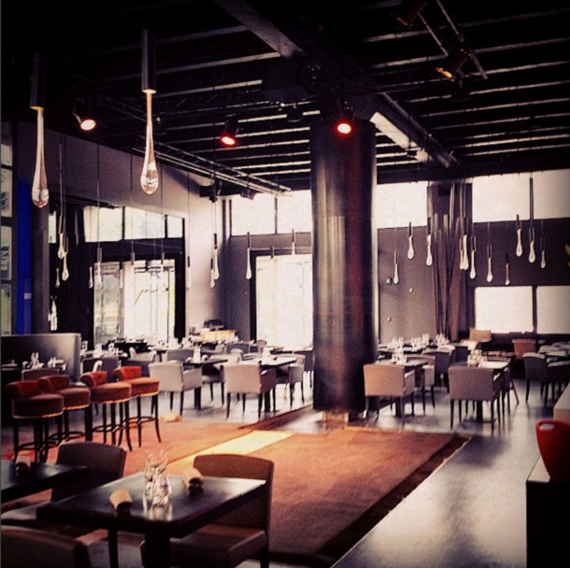 Do mo restaurant domo restaurant lyon horaires t l phone avis lyonresto - Restaurant confluence domo ...