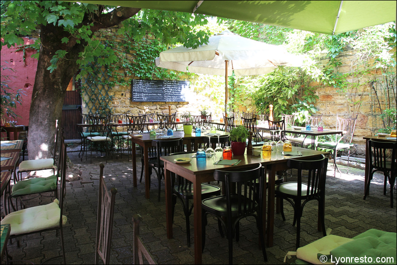 Terrasse Restaurant Lyon : Due by Maurizio restaurant Lyon menu, avis, photo, vid u00e9o