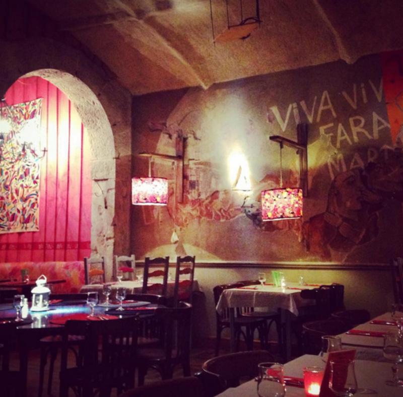 Ancv Restaurant Lyon