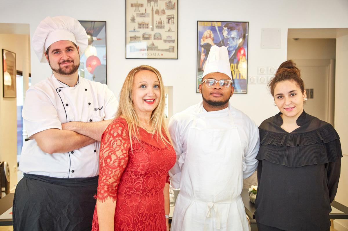 Le restaurant Er Baretto à 69002 Lyon recommandé