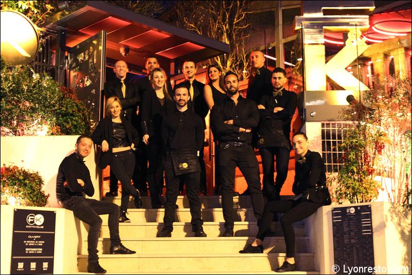 Le restaurant F&K Bistroclub à 69006 Lyon recommandé