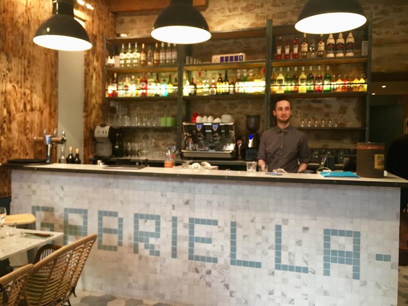 Le restaurant Gabriella à 69002 Lyon recommandé